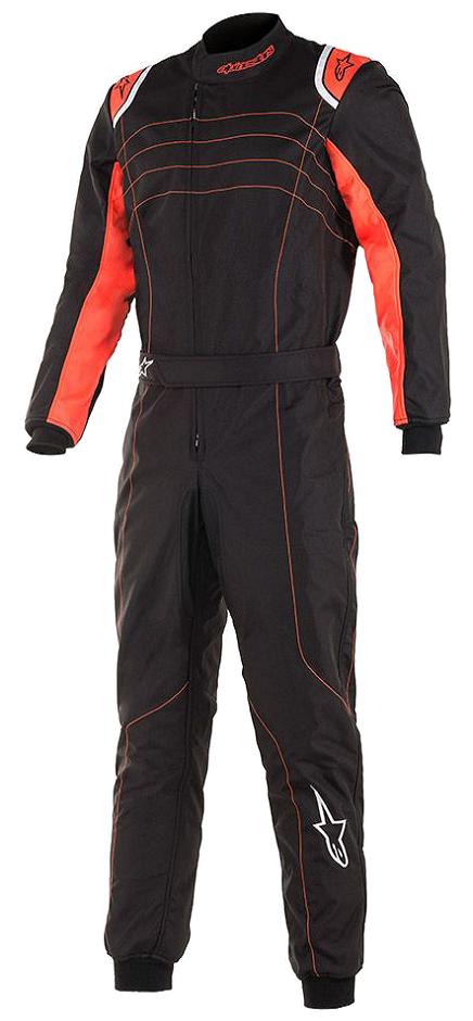 mono-alpinestars-kmx-9-v2-negro-naranja-2