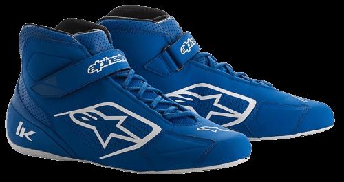 Botas alp-tech-1k-azul-blanco