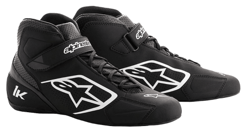Botas alp-tech-1k-negro-blanco