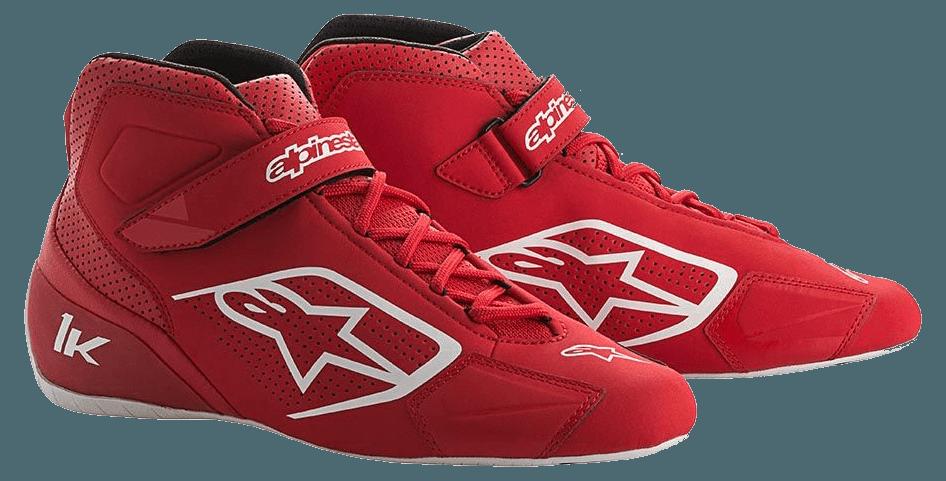 Botas alp-tech-1k-rojo