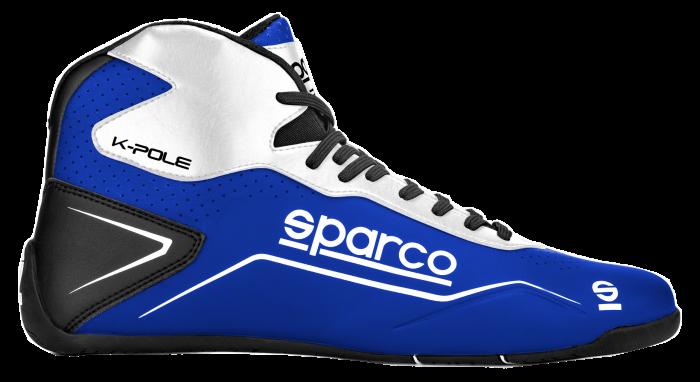 botas-Sparco-k-pole-azul-blanco