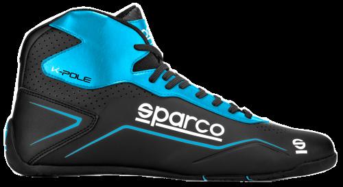botas-Sparco-k-pole-negro-azul