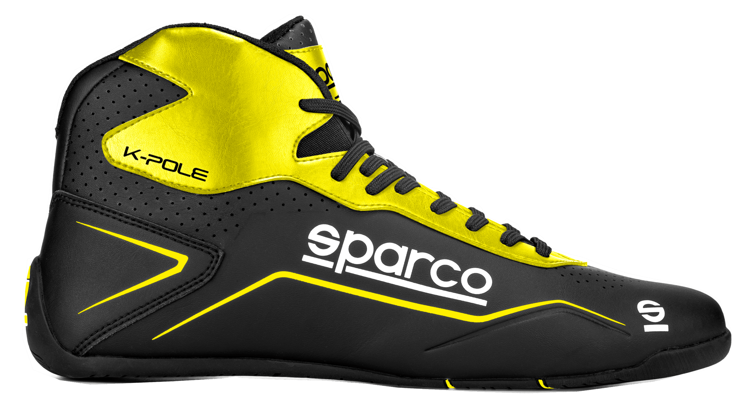 botas-Sparco-k-pole-negro-amarillo