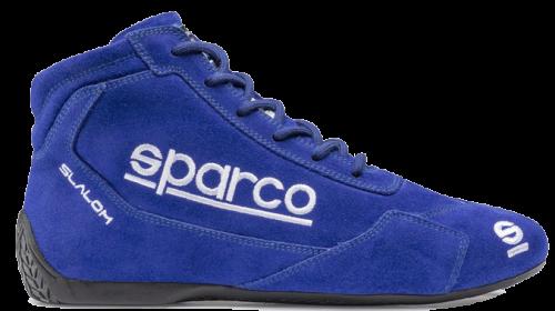 botas slalom azul