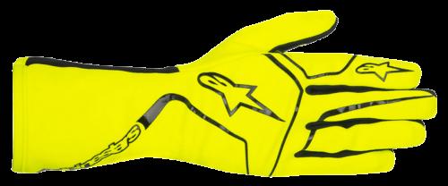 tech-1 race yellow fluor black 3551017 551