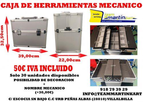 oferta caja de herramietnas